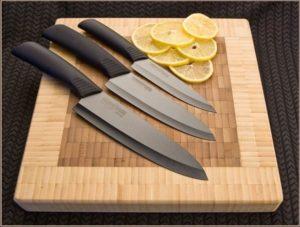 Заточки керамических ножей